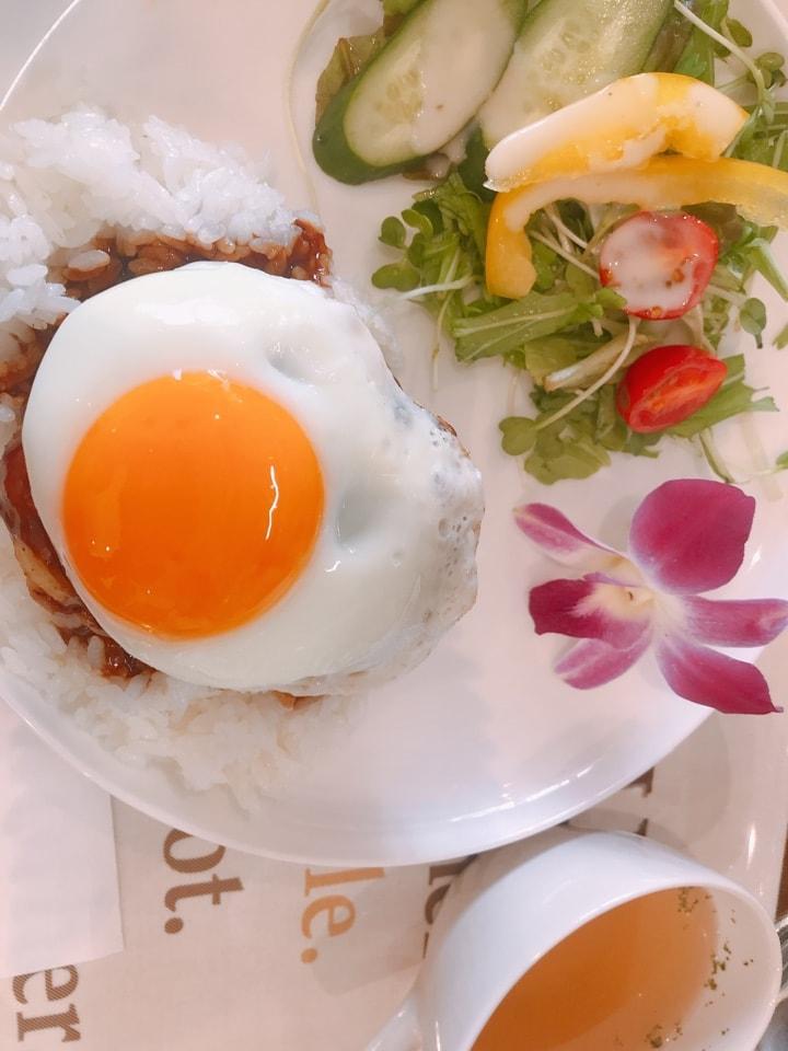 カフェandキッチン ONO Hawaiian        瀬戸市上松山町にあるハワイの風を感じられる店      の口コミ