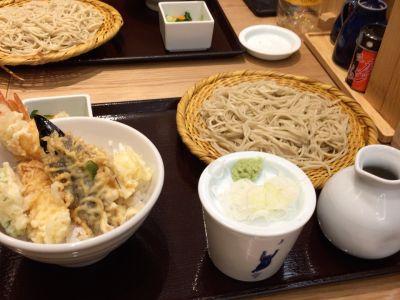 ソバキチ 池袋東武店