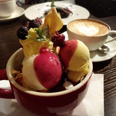 CAFFE' JIMMY BROWN 山の手店