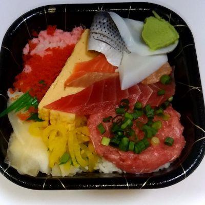 京浜丼丸 平和島店