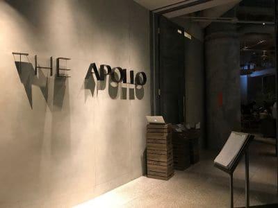 THE APOLLO ザ アポロ