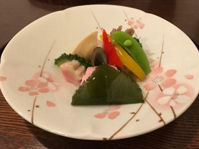 日本料理まるやま かわなか
