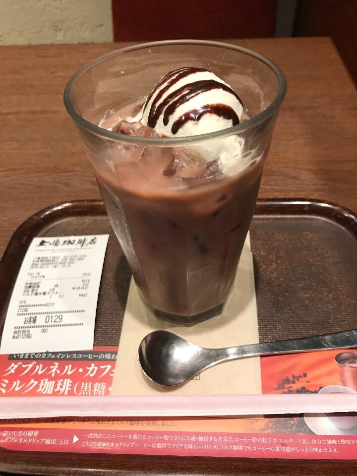 上島珈琲 八重洲地下街店の口コミ