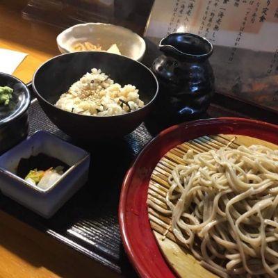 そば処御嶽 伊賀上野本店
