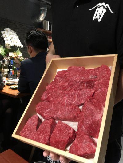 肉山 新潟店の口コミ