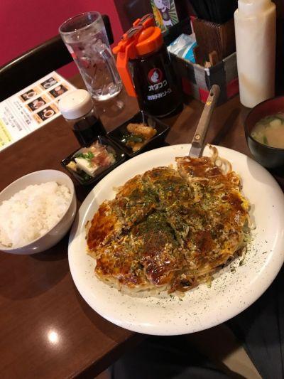 広島焼き HIDE坊 神田店