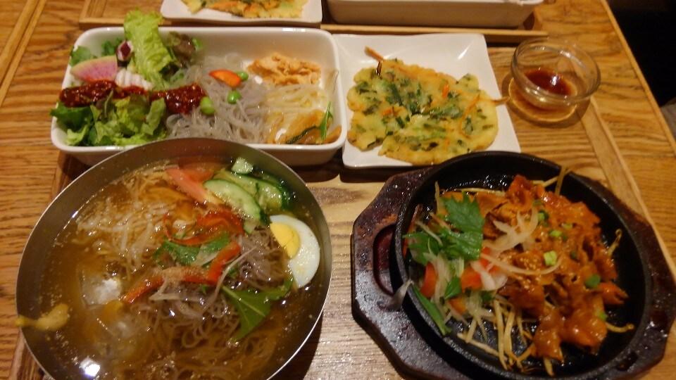 韓美膳  金山店の口コミ