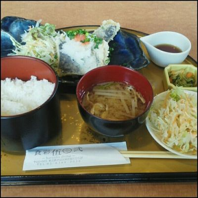 食彩 伍○弐 harajuku dining
