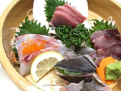 漁師料理 ばんや 九十九里浜