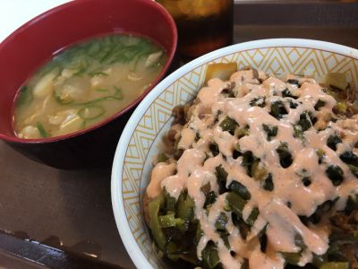 すき家 笹口店