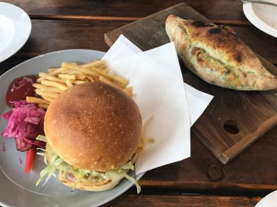 ベーカリー&レストラン 沢村 旧軽井店