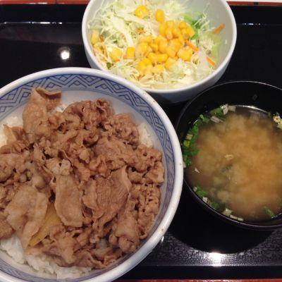吉野家 松阪店