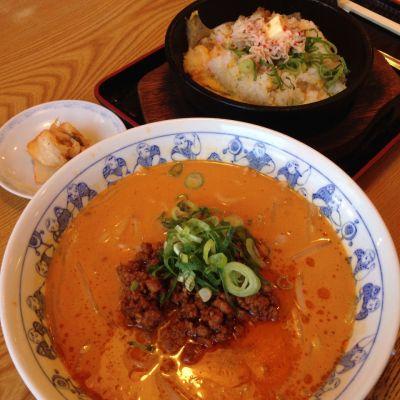 熱烈タンタン麺 一番亭 御薗店