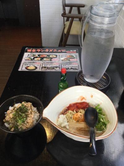 麺屋 軌跡 丸亀店