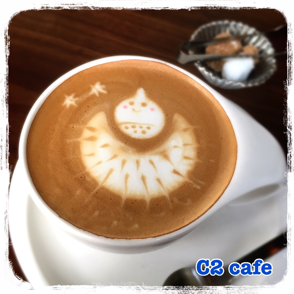 C2 cafe (シーツーカフェ)の口コミ