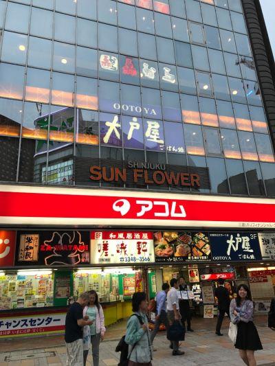 大戸屋 ごはん処 新宿西口大ガード店