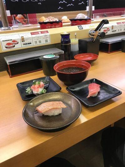 スシロー 松山生石店