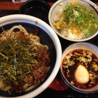 丸亀製麺 イオン桑名店