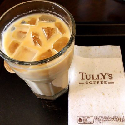 タリーズコーヒー 都庁店