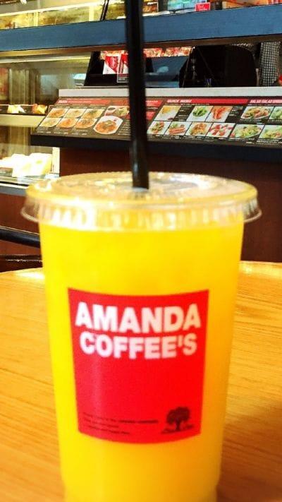AMANDA  COFFEE & DINING 大街道店