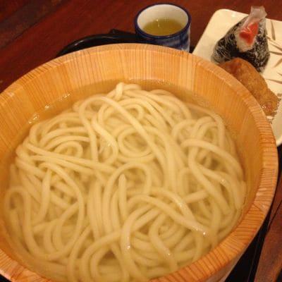 丸亀製麺 松阪店