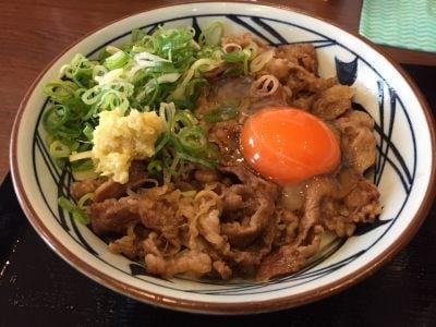 丸亀製麺 東広島店の口コミ