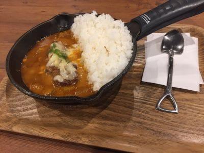 野菜を食べるカレー camp express イオンモール広島府中店の口コミ