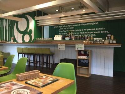 cafe&pancake gram 高知店