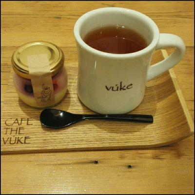 カフェ ザ ブーケ (CAFE THE VUKE)