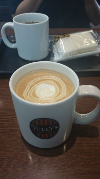 タリーズコーヒー 横越バイパス店
