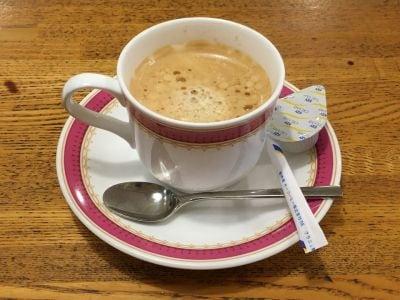 コーヒーショップ  シルクの口コミ