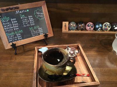 カフェ 君影草