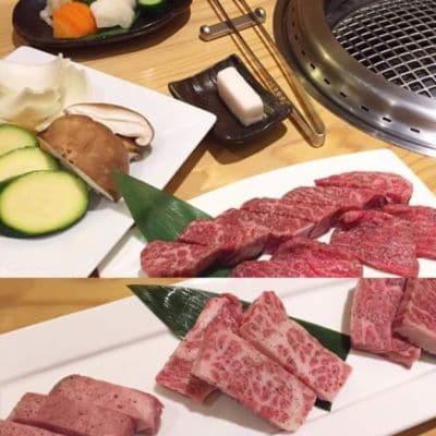 松阪牛網焼き おくやま