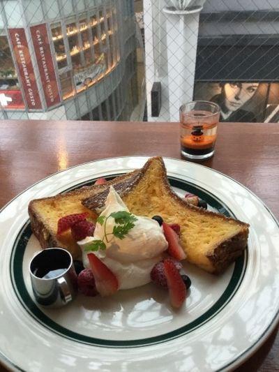 cafe&pancake gram 高松丸亀町店