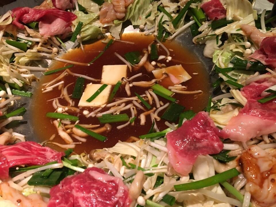 韓国 料理 ハナ トゥル セ