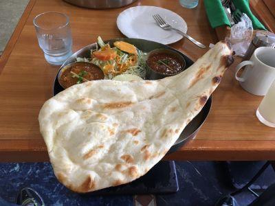 インド食堂 マハトマの口コミ