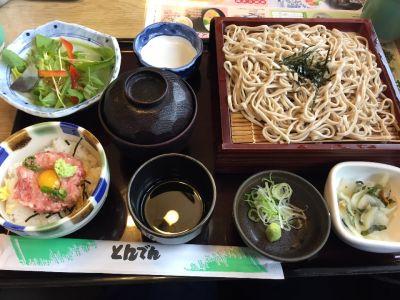 和食レストランとんでん 野田店