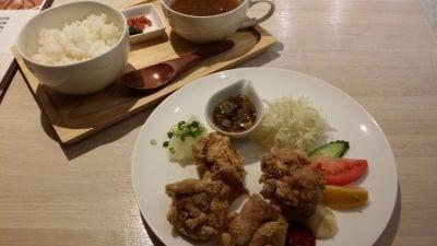 カフェめしから揚げバル・蒲田Caf‵eの口コミ