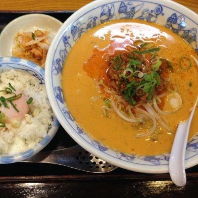 熱烈タンタン麺 一番亭 津島店