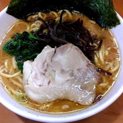 ラーメン横浜家 金港町店