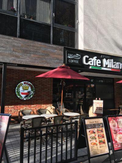 カフェミラノ 新横浜店