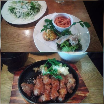 Cafe&Dining nurikabe(ヌリカベ)