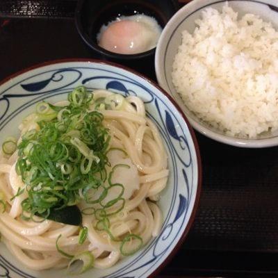 丸亀製麺 弥富店の口コミ