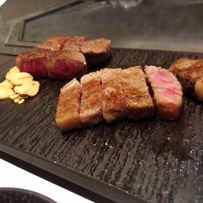 神戸牛ステーキ 彩ダイニング