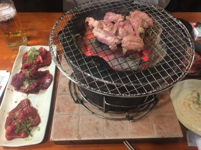 七輪焼肉 安安 川口店