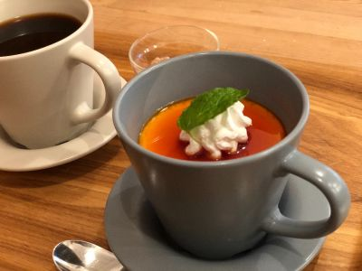 カフェユニゾン (café UNISON)