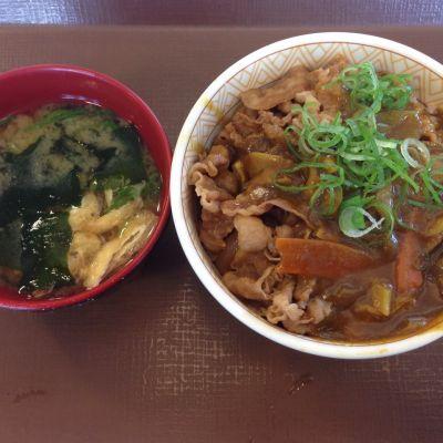 すき家 津IC店