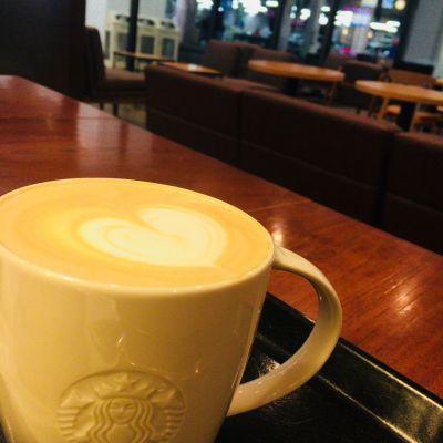 スターバックスコーヒー イオン秦野店の口コミ