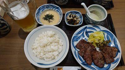 牛たんと和牛焼き 青葉 グランデュオ蒲田店