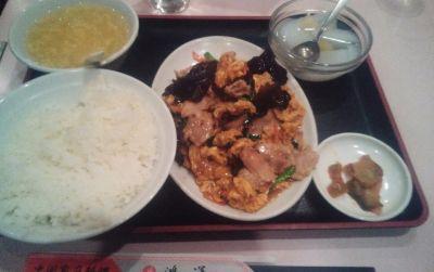中国家庭料理 鴻運 新店の口コミ